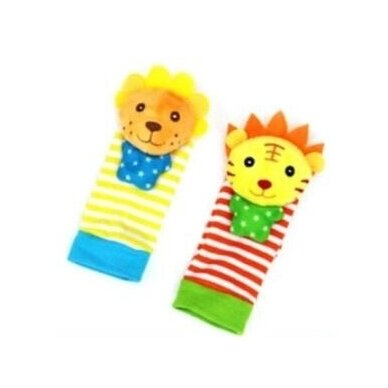 Lavinamosios kojinytės su žaisliukais 21-034