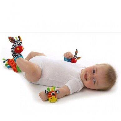 Lavinamosios kojinytės su žaisliukais 21-034 3