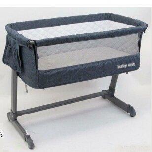 Кроватка-колыбель BabyMix P-9