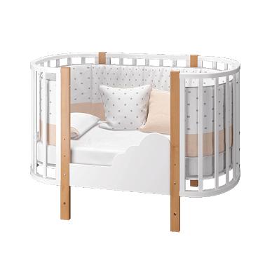 Кроватка ELEN с маятниковым механизмом 2