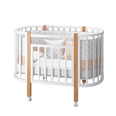 Кроватка ELEN с маятниковым механизмом 4