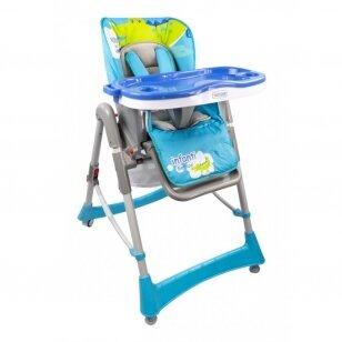 Стульчик для кормления Beticco INFANTI Blue