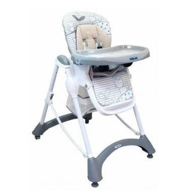 Maitinimo kėdutė BabyMix YQ188 7