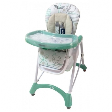 Maitinimo kėdutė BabyMix YQ198 6