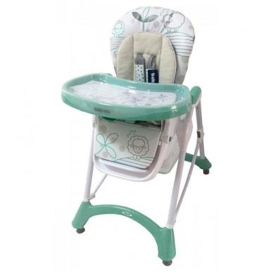 Maitinimo kėdutė BabyMix YQ188 5