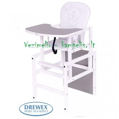Maitinimo kėdutė Drewex Mis i motylek
