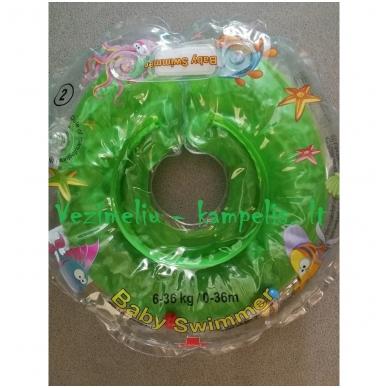 Круг для купания Baby Swimmer 6