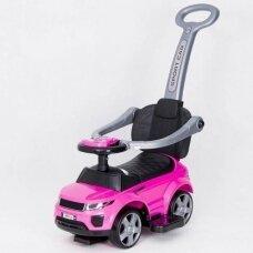 Paspiriama mašina-stumdukas 614W Pink