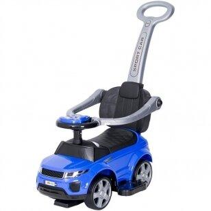 Машинка-толкалка 614R Blue