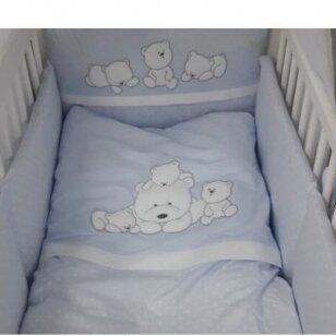 Комплект постели TuttoLina Polar Bears 7 частей