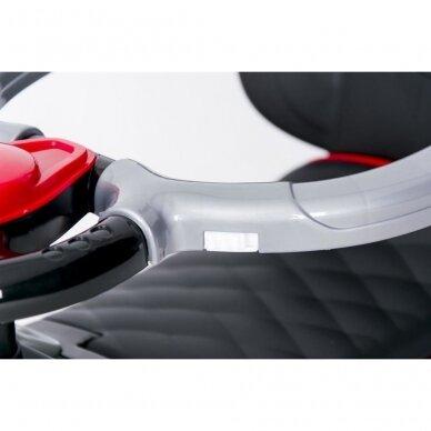 Машинка-толкалка 614R Red 12