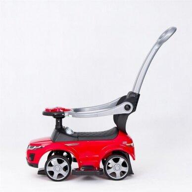 Машинка-толкалка 614R Red 4