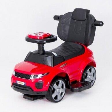 Машинка-толкалка 614R Red 9