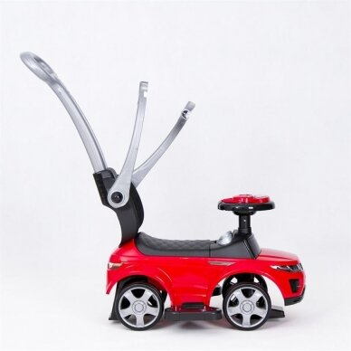 Машинка-толкалка 614R Red 5