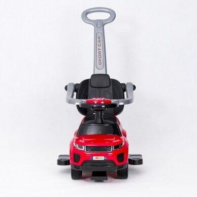 Машинка-толкалка 614R Red 2
