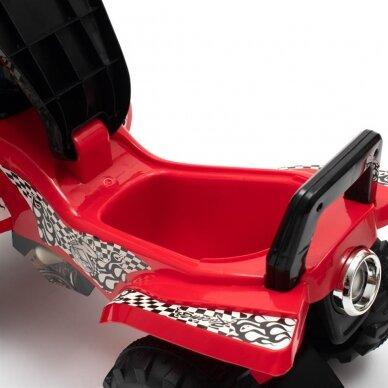 Paspiriama mašinėlė QUAD HZ551-Green