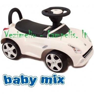 Paspiriamoji mašinėlė-stumdukas BabyMix HZ-603 3