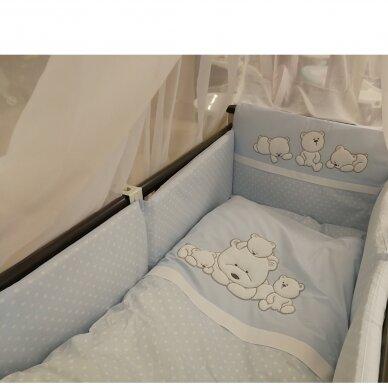 Комплект постели TuttoLina Polar Bears 7 частей 2
