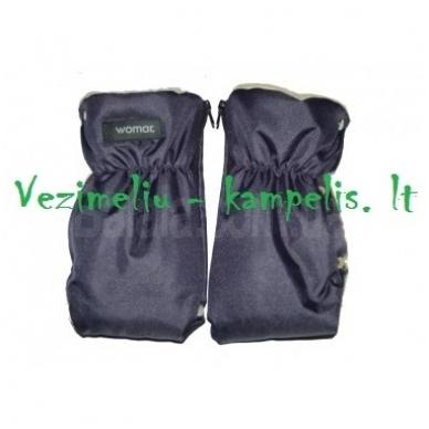 Pirštinės-mova WOMAR rankoms  vežimėliui ar rogėms 5