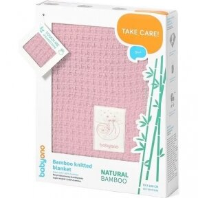 Плед BabyOno Bamboo 479/01