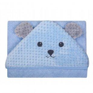 Полотенце 3D с капюшоном ANIMAL-Soft