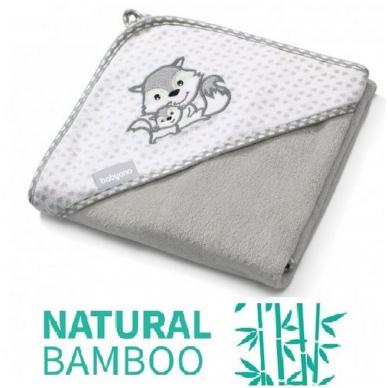Rankšluostis su gobtuvu BabyOno BAMBOO-76 5