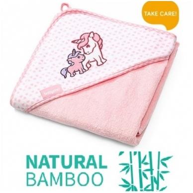 Rankšluostis su gobtuvu BabyOno BAMBOO-100