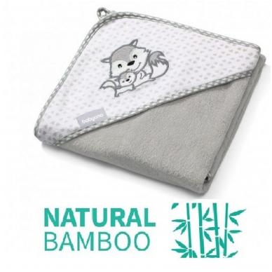 Rankšluostis su gobtuvu BabyOno BAMBOO-100 5