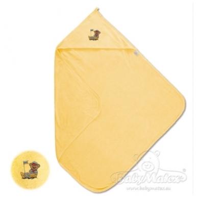 Полотенце с капюшоном BabyMatex-100 5