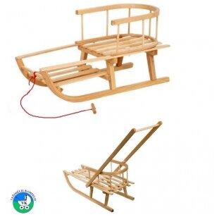 Санки деревянные IV-Maluch