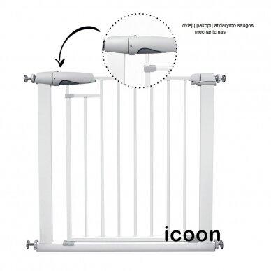 Saugos varteliai ICOON 76-104 cm