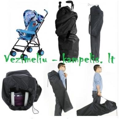 Vežimėlio  transportavimo krepšys