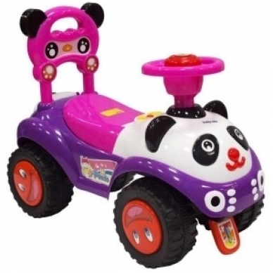 Машинка Панда 4