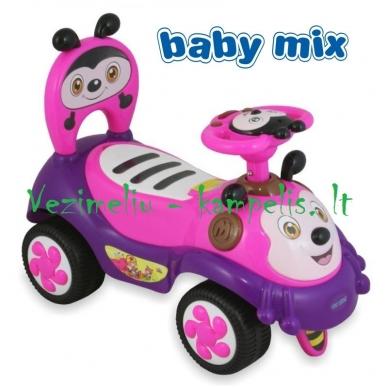 Stumdukas-paspirtukas BabyMix 7625 BITUTĖ 5