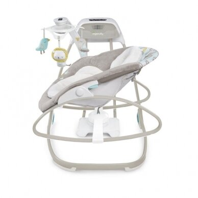 Sūpynės InGenuity by Bright Starts SmartSize 2in1  DELUXE,10583 10