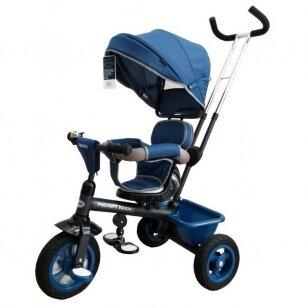 Трехколесный велосипед BabyMix RIDER MIX 360 Blue