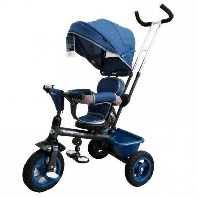 Triratukas BabyMix RIDER MIX 360 Blue