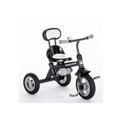 Трехколесный велосипед BabyMix RIDER MIX 360 Grey 4
