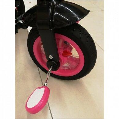 Трехколесный велосипед BabyMix RIDER MIX 360 Grey 10