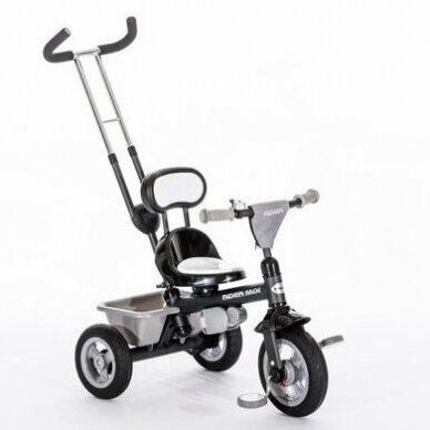 Трехколесный велосипед BabyMix RIDER MIX 360 Grey 2