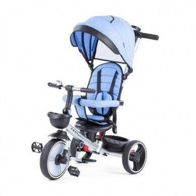 Трехколесный велосипед BabyMix TAXI 360º Blue