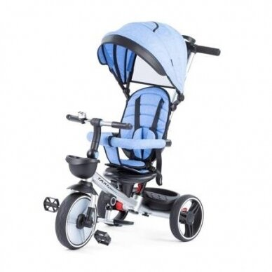 Triratukas BabyMix TAXI 360º Blue