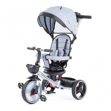 Triratukas BabyMix TAXI 360º Grey
