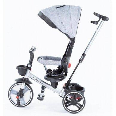 Triratukas BabyMix TAXI 360º Grey 3