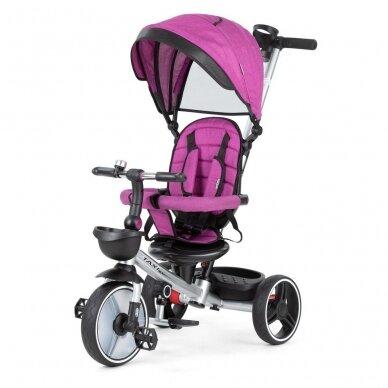 Triratukas BabyMix TAXI 360º Purple
