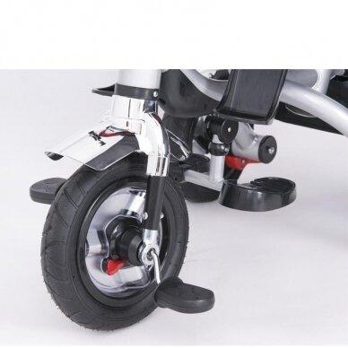 Трехколесный велосипед CHIRON Dark Grey 6