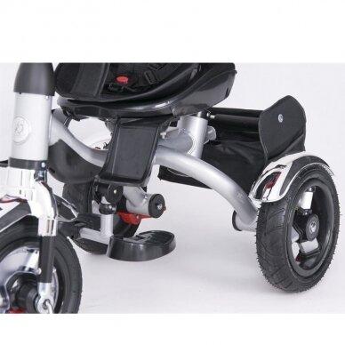 Трехколесный велосипед CHIRON Dark Grey 8
