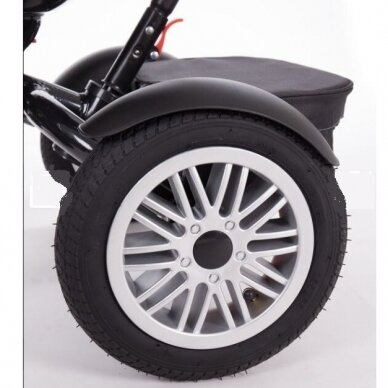 Трехколесный велосипед MAXY 3 in 1 12