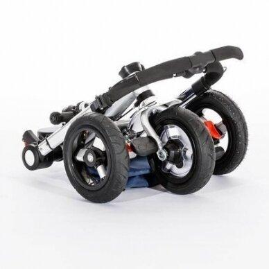 Трехколесный велосипед ORION Blue 7