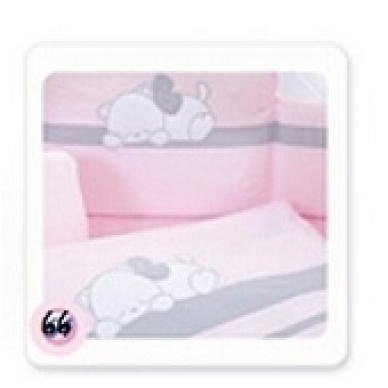 Pataliukai 7 dalių TuttoLina SLEEPING CAT 2